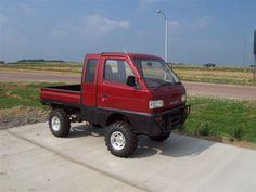 Japanese Mini Trucks | Custom 4x4 Off Road Mini Hunting Trucks | Japanese Imported Mini Trucks