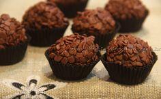 Brigadeiro de Chocolate Amargo