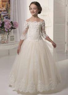 0c976a0cf1df56 Бальні сукні для дівчаток (55 фото): рейтингове, 10-12 років ...