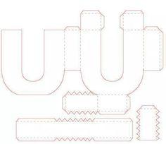 the 36 best 3d letters images on pinterest 3d letters cardboard