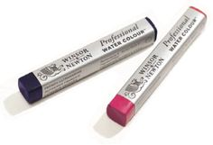 Winsor & Newton Professional Watercolor Sticks - JerrysArtarama.com - I'm thinking Gelatos, but more economical.