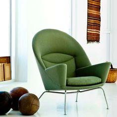 Wegner Oculus Chair - CH468