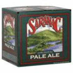 I'm learning all about Saranac Pale Ale at @Influenster!