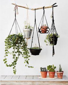 Lees meer over deze leuke plantenhangers op onze blog - link in bio #ilovemyinterior