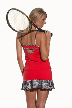 finest selection 62488 338d0 Shop womens tennis clothing, unique tennis apparel for women