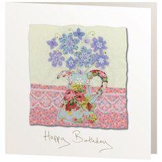 Handmade Cards - R166 Happy Birthday
