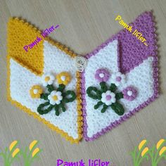Crochet Mat, Flower Designs, Embroidery, Blanket, Flowers, Pink, Inspiration, Moda Emo, Piercings