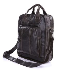 "13"" Leather Backpack - 7168J"