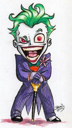 The joker fan art