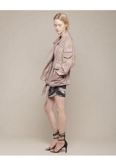 Isabel Marant Esso Jacket #spring12