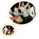 Joo Doo Drums - provides interactive drumming for wedding & events in London, Manchester, West Midlands & North West...