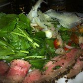 Cafe Katja - New York, NY, United States. Flank steak