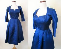 Stunning 1960's Suzy Perette Designer Party by wearitagain on Etsy