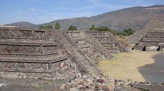 Piramides de Teotihuacan!