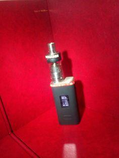 Joyetech Cuboid with Smok Tfv4 single kit <3 #polnadvape