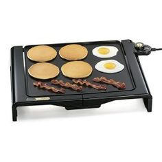 #10: Presto 07050 Cool-Touch Foldaway Griddle