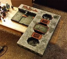 Magnetized Modular Sewer / Cavern Board (WIP) - Page 2