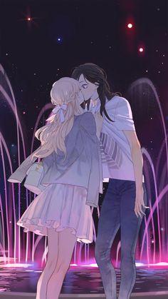 Manga Tamen De Gushi - Chapter 145 - Page 10 Anime Girlxgirl, Fan Art Anime, Anime Love, Yuri Manga, Yuri Anime, Anime Cosplay, Manga Romance, Tan Jiu, Lesbian Art