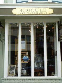 Image result for gold glass storefront