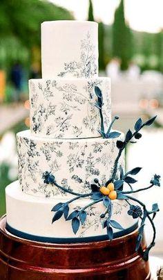 Wedding Cake by christine