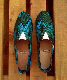 Naku Randza Shoes, by Mambo Flavour Instinct