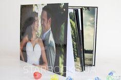 Свадебная фотокнига Starbook Album от 335 грн в классическом оформлении от STARBOOKS