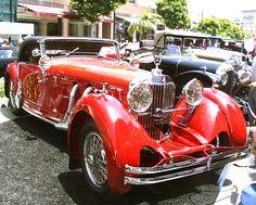 Mercedes-Benz Armbruster Cabriolet 1927