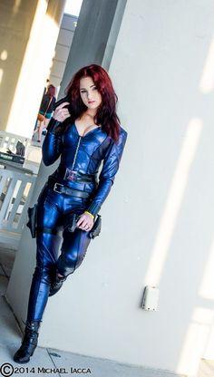 #Cosplay: Black Widow