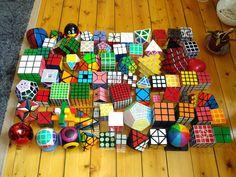 Différentes Variantes - Rubiks cube