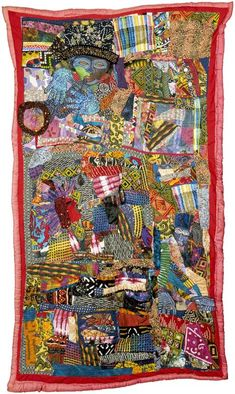Textural Rhythms: Constructing the Jazz Tradition—Contemporary African American Quilts