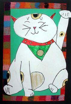 "From exhibit ""Maneki Neko Japanese Lucky Cat"" by Macy420"