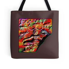 """Pasupatinath 2"" Tote Bags by indusdreaming 