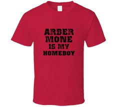 Arber MoneIs My Homeboy Albanian Sports Athletes T Shirt Outlander T Shirts, Monkey T Shirt, Not My Circus, Manchester United Soccer, Team T Shirts, Heart Shirt, Sport T Shirt, Designing Women, Funny Tshirts