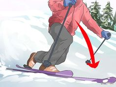 How To Do Better Telemark Ski Turns