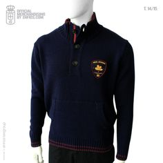 Urban Tricot Men Carbayones T.14/15 Real Oviedo, Urban, Pullover, Sweaters, Men, Collection, Fashion, Tricot, Moda