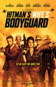 The Hitman Wife Bodyguard (2021) The bodyguard Michael Bryce continues his friendship with assassin Darius Kincaid as they try to save Darius's wife Sonia. The Hitman Wife Bodyguard Thriller film is directed by Patrick Hughes, written by Writers: Tom O'Connor (screenplay), Brandon Murphy. This film features the following stars: Ryan Reynolds, Salma Hayek, Gary Oldman. The