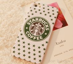 Starbucks iPhone case ❤️