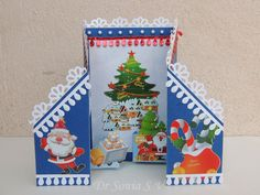 Cards ,Crafts ,Kids Projects: Fancy Fold Pop up Card Tutorial