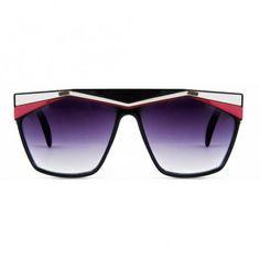 Lunettes Hip Hop rétro futuristes - Hip Hop sunglasses retro 80's - 38€
