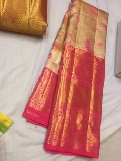 Sucharitha boutique Elegant Indian Saree Press Visit link above for more options Saree Tassels Designs, Silk Saree Blouse Designs, Fancy Blouse Designs, Kanjivaram Sarees Silk, Indian Silk Sarees, Ethnic Sarees, Kanchipuram Saree, Organza Saree, Cotton Saree