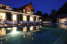 Philippe Starck Interiors in Thailand