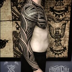 101 Amazing Samoan Tattoo Designs You Need To See!