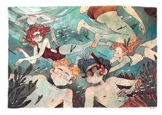 Nuria Tamarit Freelance illustrator Valencia, Spain