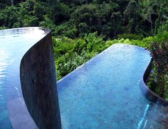 Infinity Pools Bali Nature