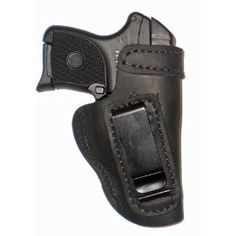 Smith and Wesson Bodyguard 380 Light Weight Black Right Hand Inside The Waistband Concealed Carry Gun Holster With Forward Cant