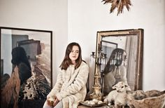 Muriel Bardinet Bruxel interior - Dune 234 || Milk Magazine - Photo : Karel Balas