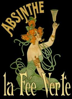La Feé Verte _ Absinthe