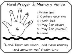 Teaching Kids About Prayer - KidMin Mama