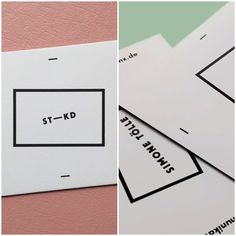Conceptually And Experimentally: Self Branding By Simone Tölle Graphic Design Print, Graphic Design Branding, Identity Design, Logo Design, Type Design, Visual Identity, Brand Identity, Typography Logo, Typography Design