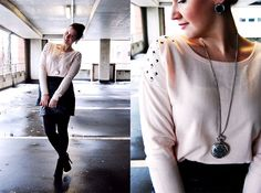 Rosy Concession (by Melissa G) http://lookbook.nu/look/4513665-Rosy-Concession